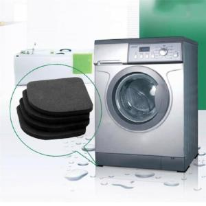 Silver Ring Front Load Washing Machine & Pads
