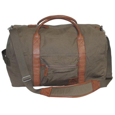 Buxton Affiliates Expedition Convertible Duffel - Tan