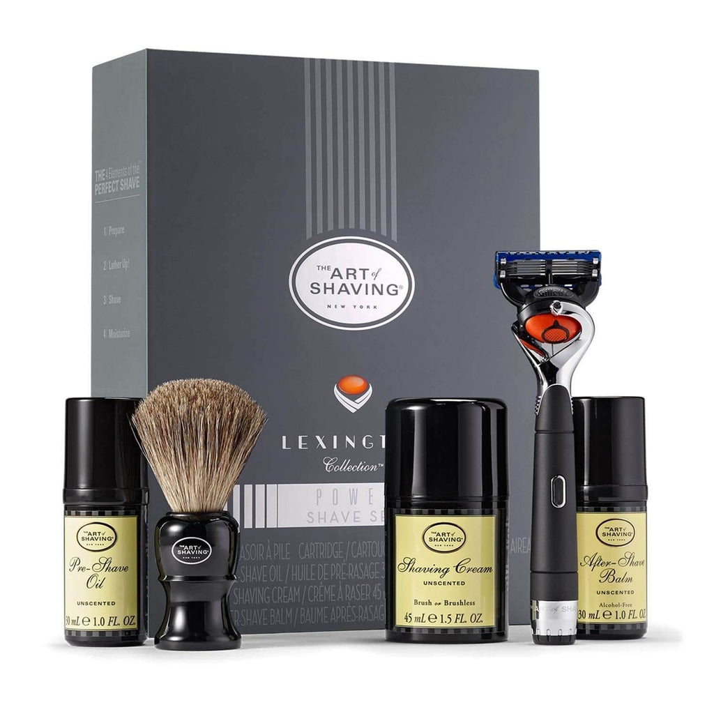 The Art of Shaving LEXINGTON Collection POWER SHAVE SET