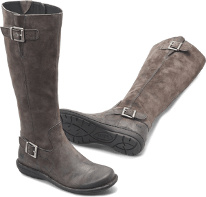 Born Shoes BORN Joly : Gray - Womens Boots