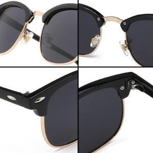 SPLOV® Half Metal UV400 Classic  Sunglasses - Get It Vault