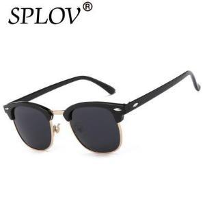 Black - Gold SPLOV® Unisex UV400 Classic Sunglasses