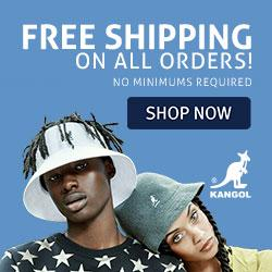 Kangol Store, Free Shipping, Hats, no minimum