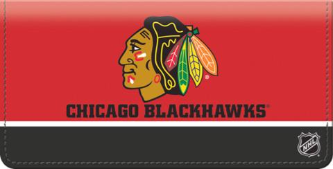 Chicago Blackhawks(R) NHL(R) Checkbook Cover Bradford Exchange Checks