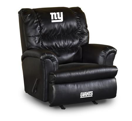 AppliancesConnection.com 79-1013 New York Giants Leather Big Daddy Imperial International