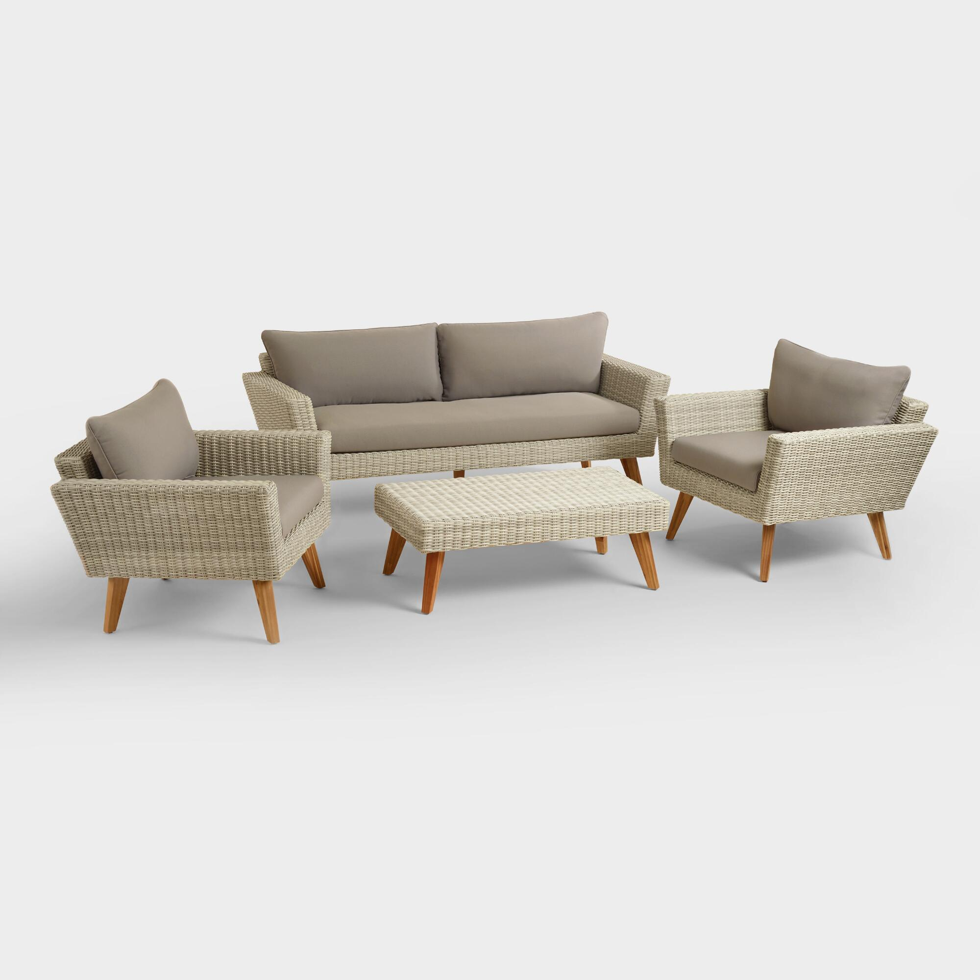 Marina Del Ray Outdoor Patio Occasional Collection by World Market Cost Plus World Market