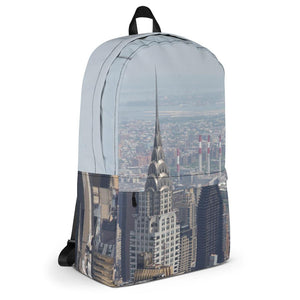 Chrysler-Pac Customized Backpack/ Laptop Bag - Get It Vault