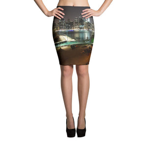 Customized Pencil Skirt - Get It Vault
