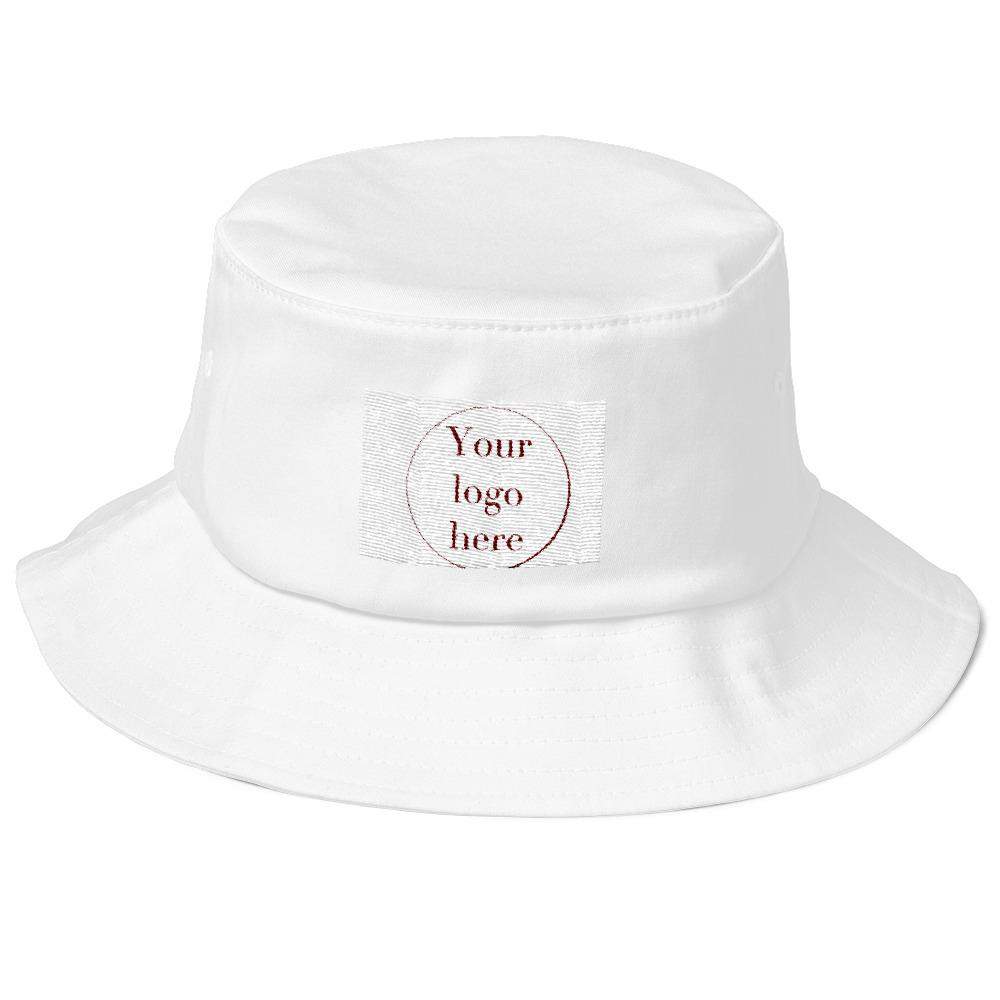 Old School Bucket Hat - Get It Vault