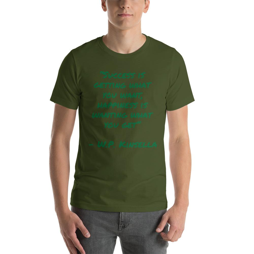 Customized Short-Sleeve Unisex T-Shirt - Get It Vault