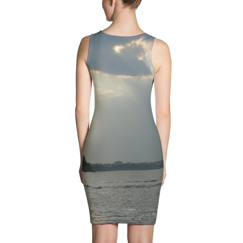 Custom Lady Liberty Sublimation Cut & Sew Dress - Get It Vault