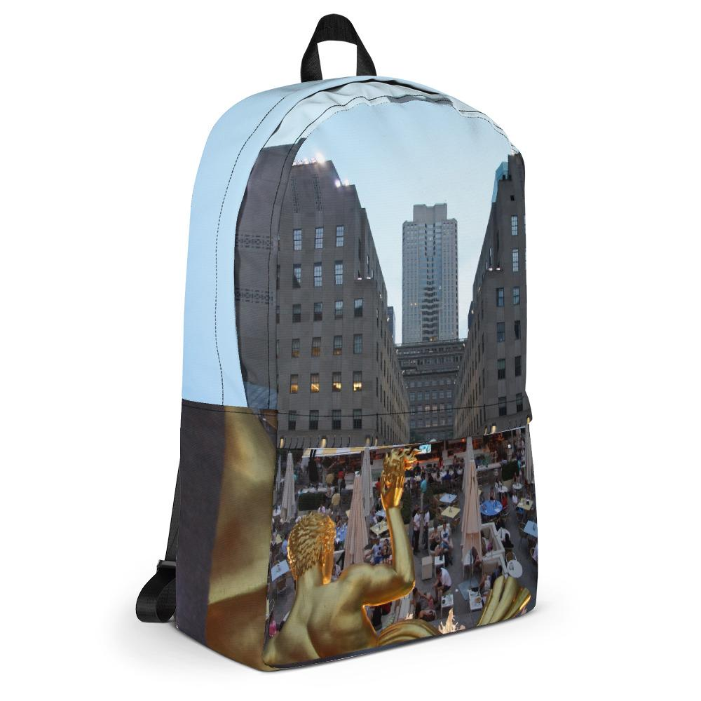 The Rock-Pac Customized Backpack/ Laptop Bag - Get It Vault