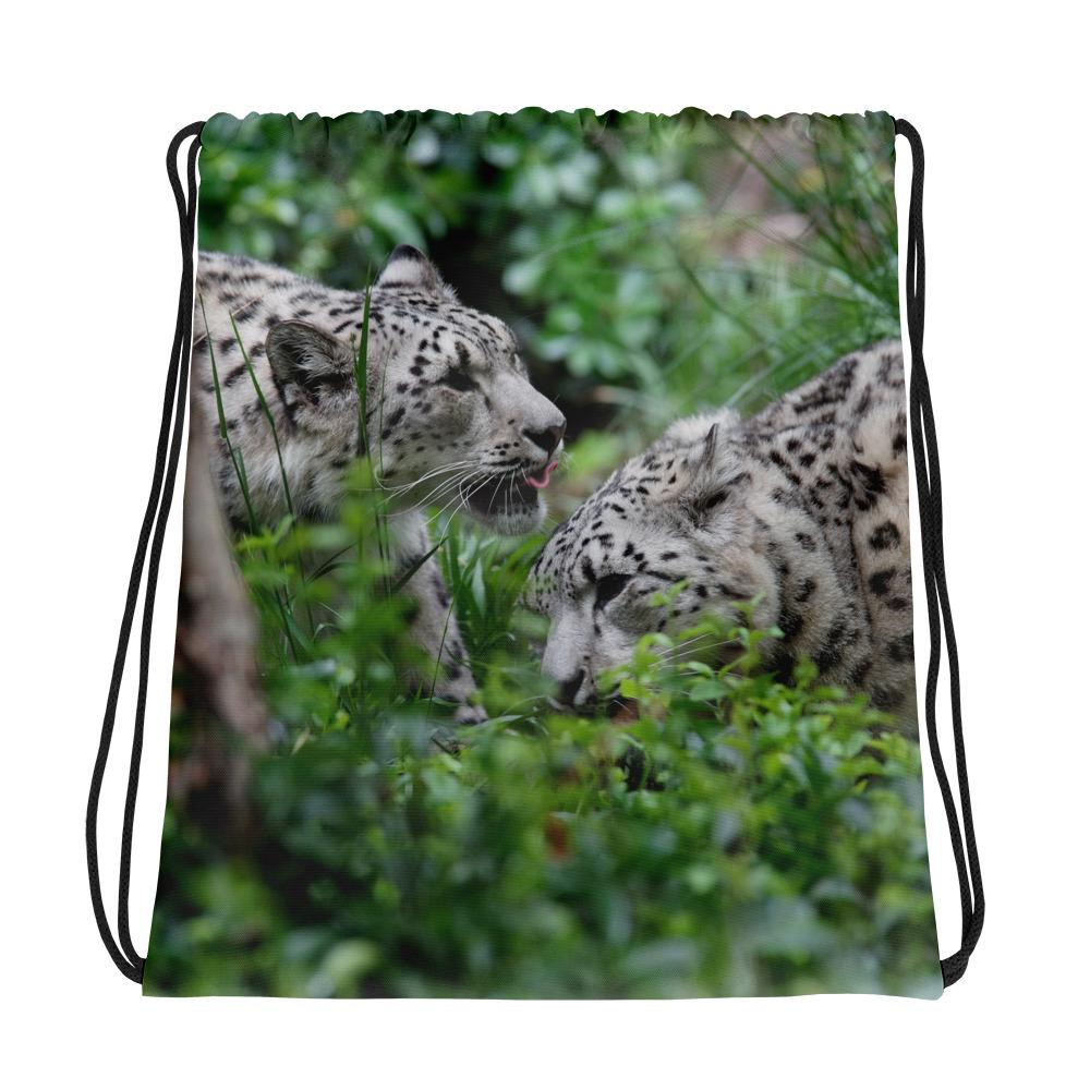Custom Jungle Drawstring Bag - Get It Vault