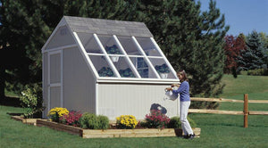 Backyard Products, LLC Aurora Solar Shed