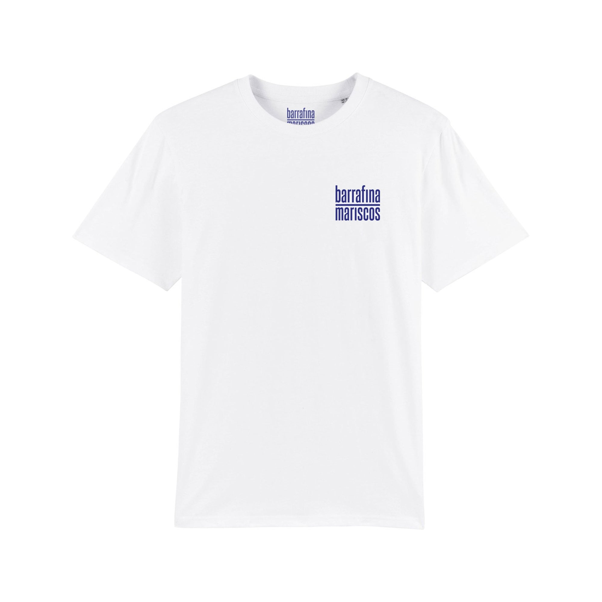 UJ Select x Barrafina Mariscos T-shirt – With Prawn