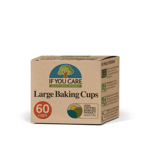 If You Care Compostable Baking Cups