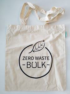 Zero Waste Bulk Organic Cotton Tote