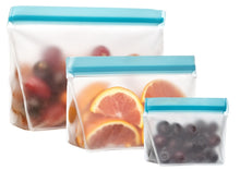 (re)zip Reusable Stand-up Storage Bags (3 Pack)