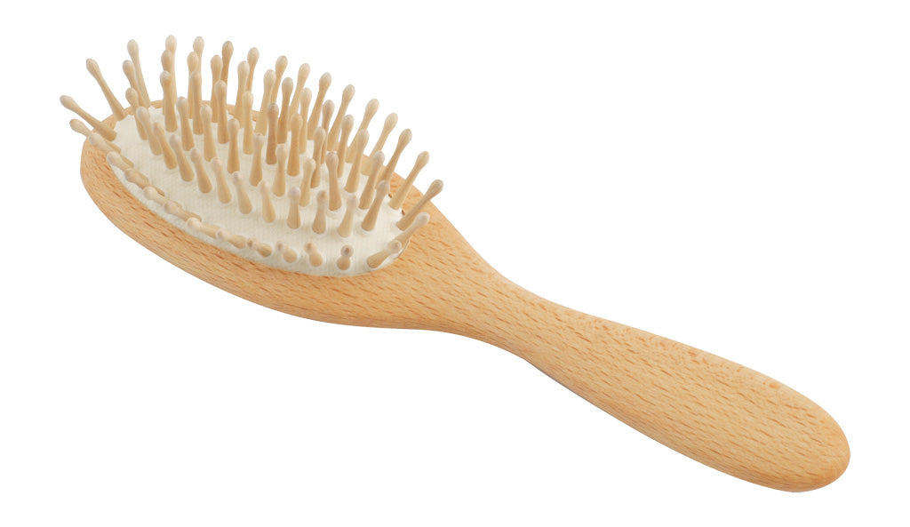 Redecker Small Wooden Hairbrush