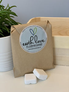 Earth Love All Purpose Cleaner Tablets