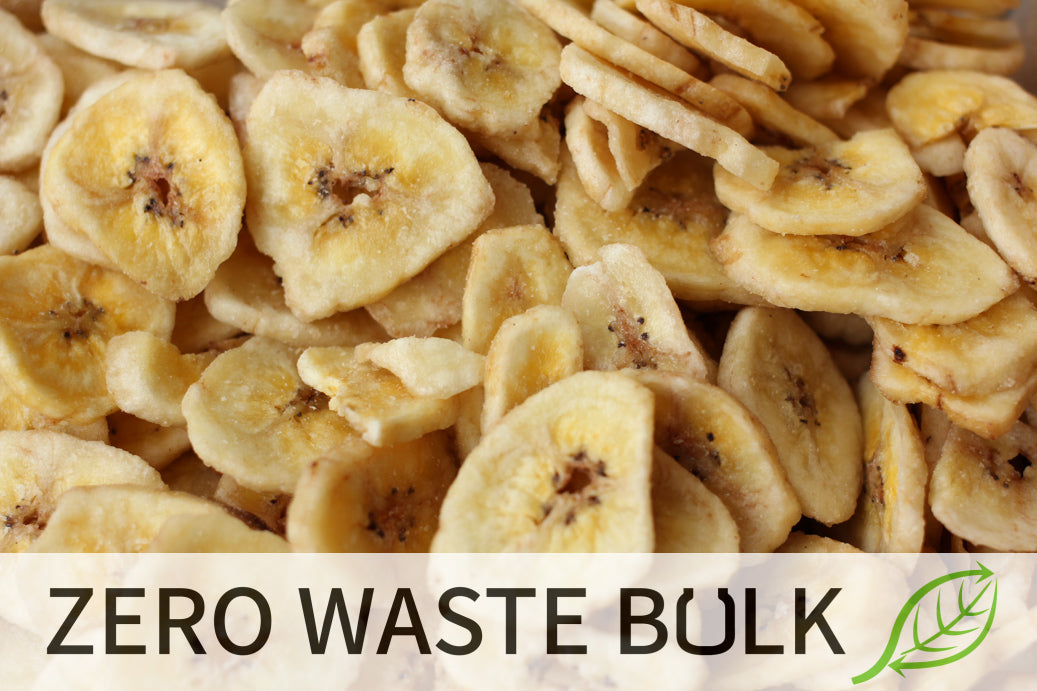 Organic Sweetened Banana Chips
