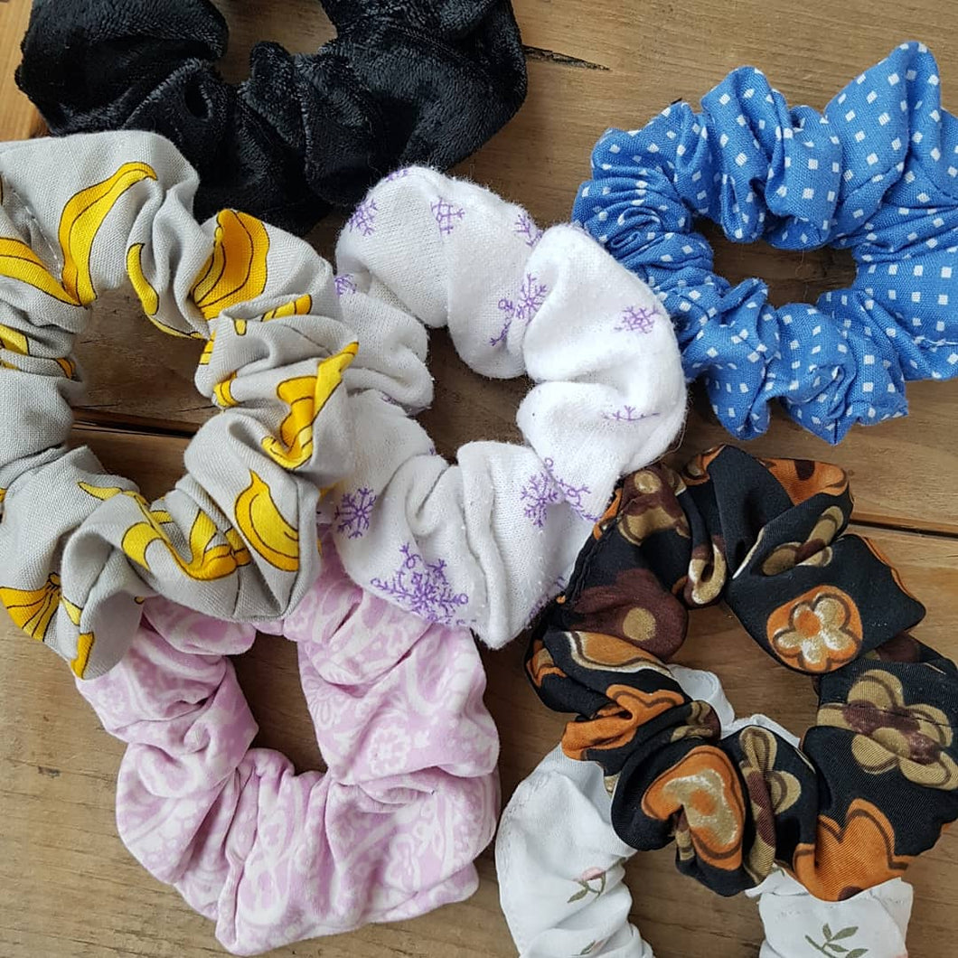 Izzy's Imperfect Items Upcycled Scrunchie