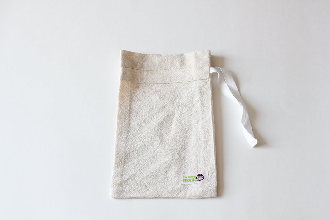 The Chatty Monk Cotton Bulk Bag (Small)