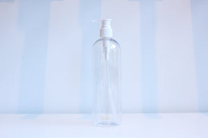 500ml Plastic Pump Bottle