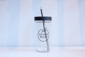 ReTea Reusable Bubble Tea Cup Set