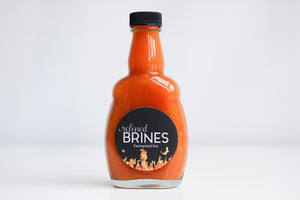 Refined Brines Fermented Fire Hot Sauce