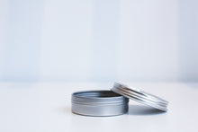 Round Metal Tin (Screw Top)