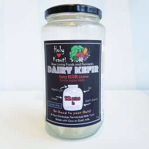 Holy Kraut Dairy Kefir Grains