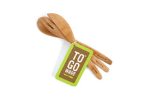 To-Go Ware 3-Piece Bamboo Cutlery