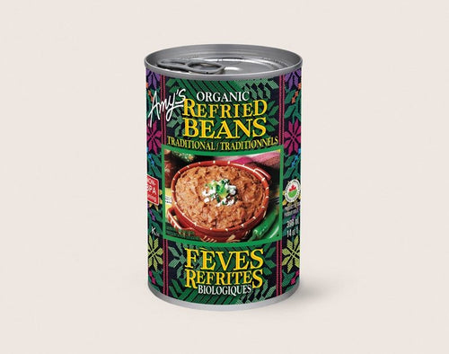 Amy's Kitchen Organic Refried Beans