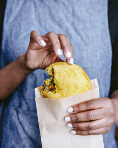 Choose Life Vegan Jamaican Patties