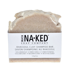 Buck Naked Shampoo Bar