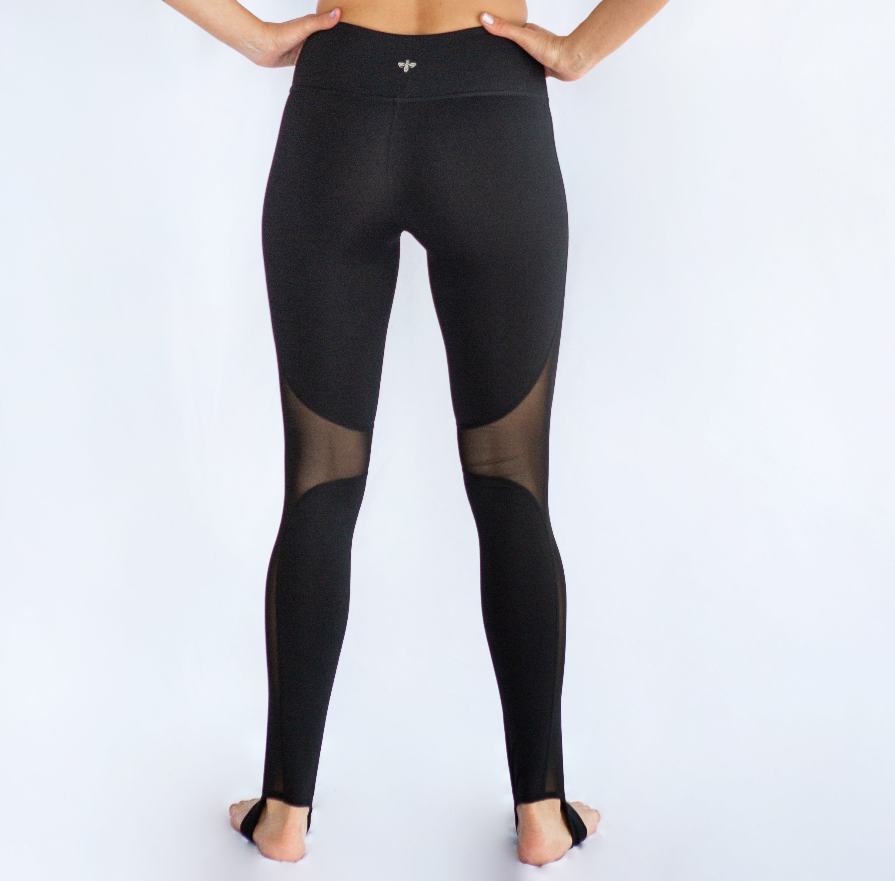 Stir Up Mesh Leggings