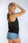 Bfree twisty back cotton t-shirt
