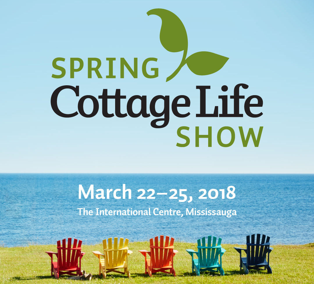 Float-Eh Spring Cottage Life Show 2018