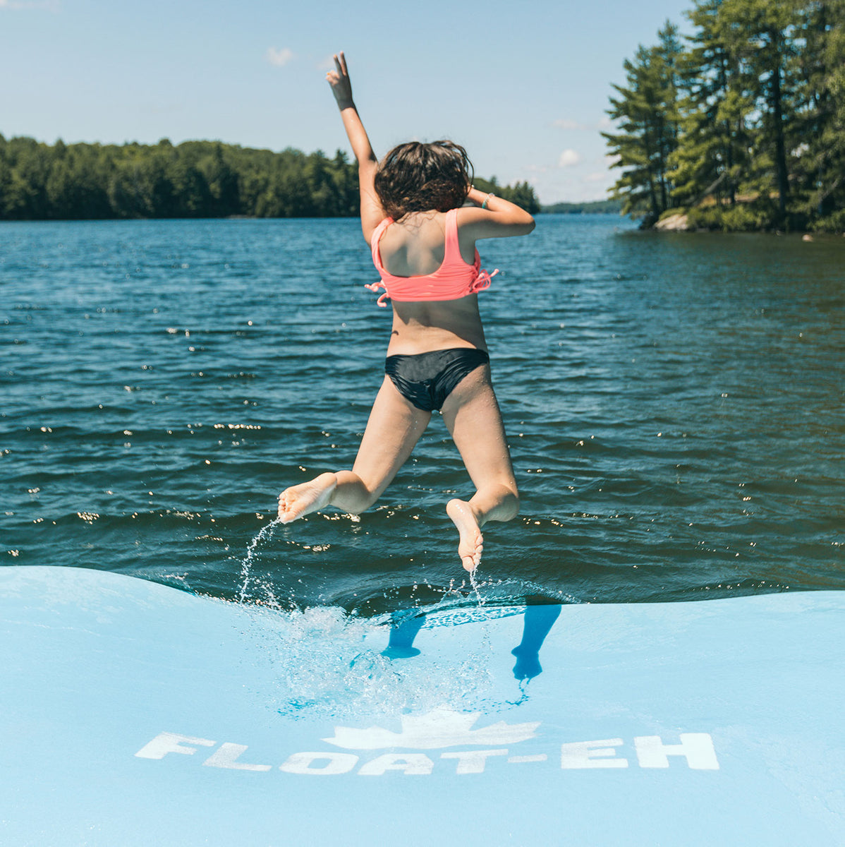 Fun Lake Floats and Floating Mats - Float-Eh