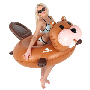 Beaver Cottage Lake Floatie for Adults - FLOAT-EH