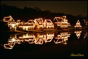 Boathouse Row Night