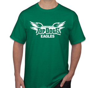 EAGLES TOP DOG T-SHIRT