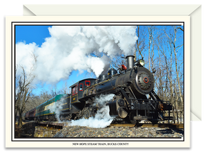 New Hope Historic Steam Train