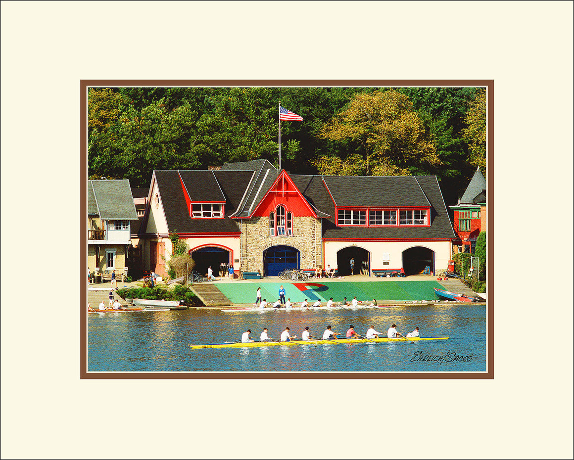 Penn Boathouse