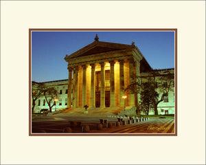 Philadelphia Museum of Art Twilight