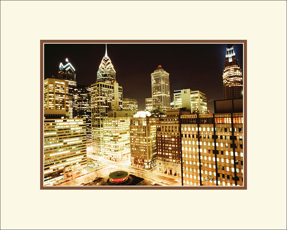 Philadelphia in Lights