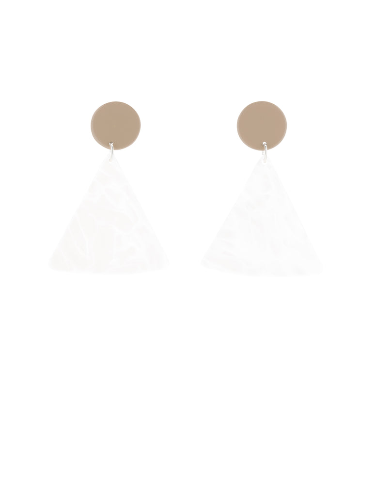 Bianca Mavrick Jewellery Chip Earrings