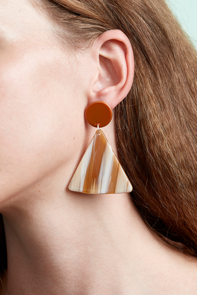 Bianca Mavrick Jewellery Chip Earring