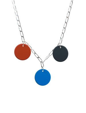 Circe Trio Necklace (Earth)